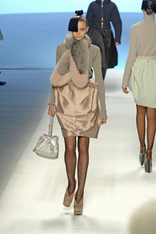 Louis Vuitton: Осень 2008 RTW.